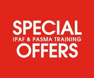 IPAF and PASMA Training Special Offers!!!